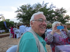 Bob Keasler - The most generous man I know. He introduced me to Uganda!